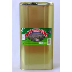 Aceite de Oliva Virgen-Extra Ecológico 5L-Lata (3 Unidades)