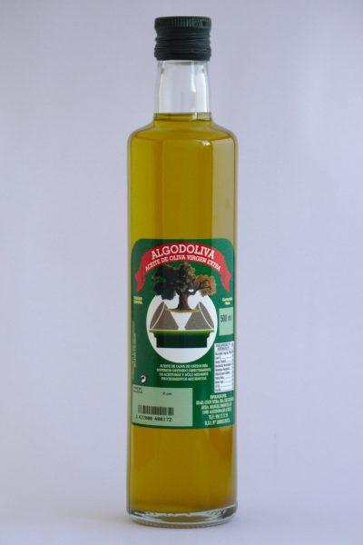 Aceite de Oliva Virgen-Extra 500ml Cristal